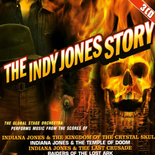 Temple Ruins And The Secret Revealed (Music From Indiana Jones And The Kingdom Of The Crystal Skull) (Indiana Jones Crystal Temple)