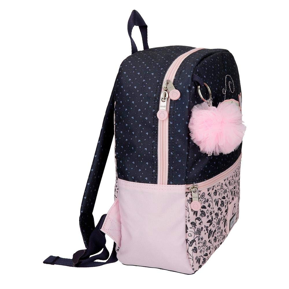 Enso Belle Epoque - Mochila, Multicolor, 32 cm