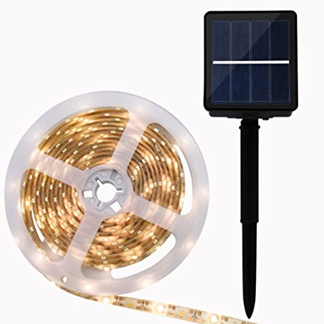 Review LOGUIDE Outdoor Solar Strip