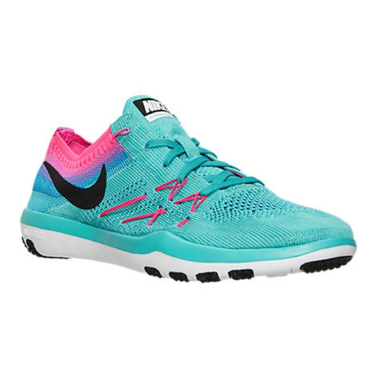 Nike Womens Free TR Focus Flyknit Training Shoes (11)
