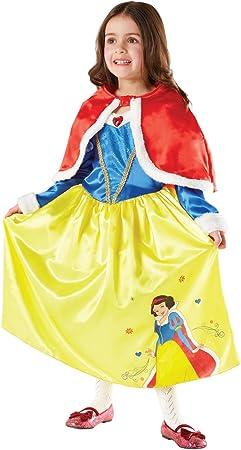 Rubies - Disfraz de Princesa Disney Blancanieves, Invierno en ...