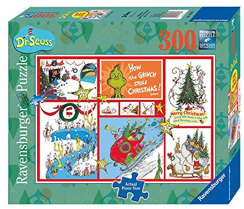 Ravensburger The Grinch Christmas Large Format Puzzle 20