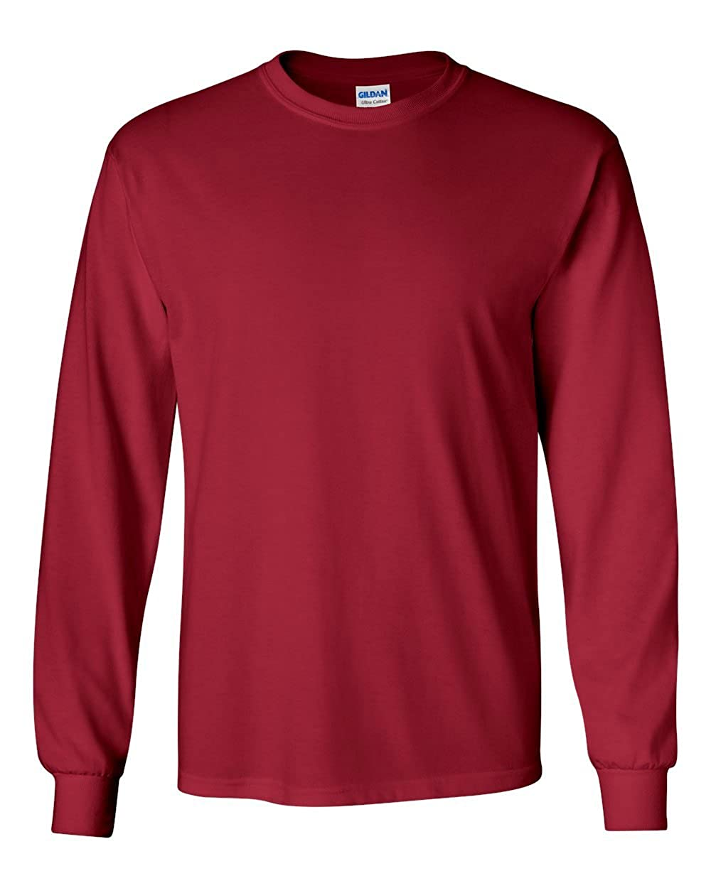 G2400 Tee Gildan 100/% Cotton Long-Sleeve T-Shirt