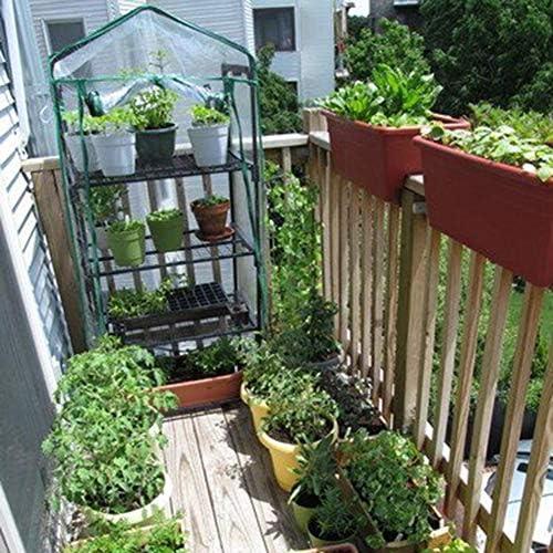 Mini capa de invernadero de plantas domésticas de 4capas, tienda ...