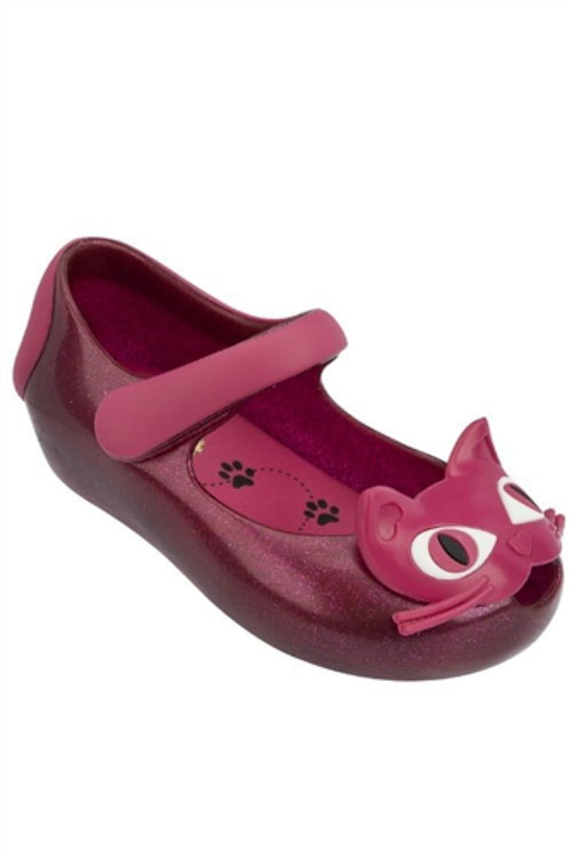 super specials best online best sale Mini Melissa Little Girls Ultra Girl Cat Shoes (Toddler Size)