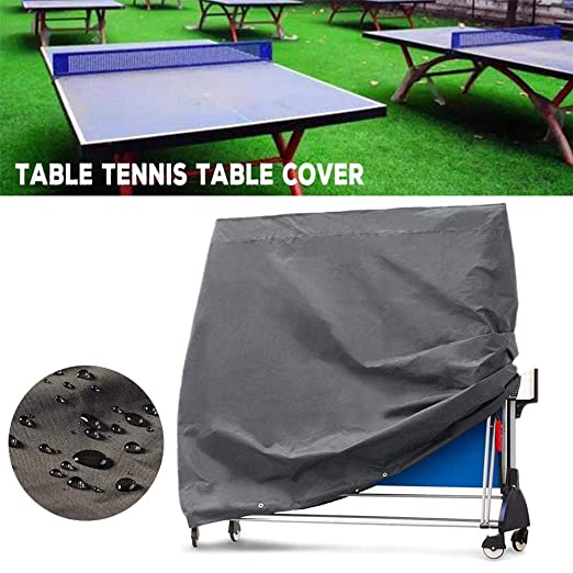 Ntribut - Funda Protectora para Mesa de Ping Pong, protección UV ...