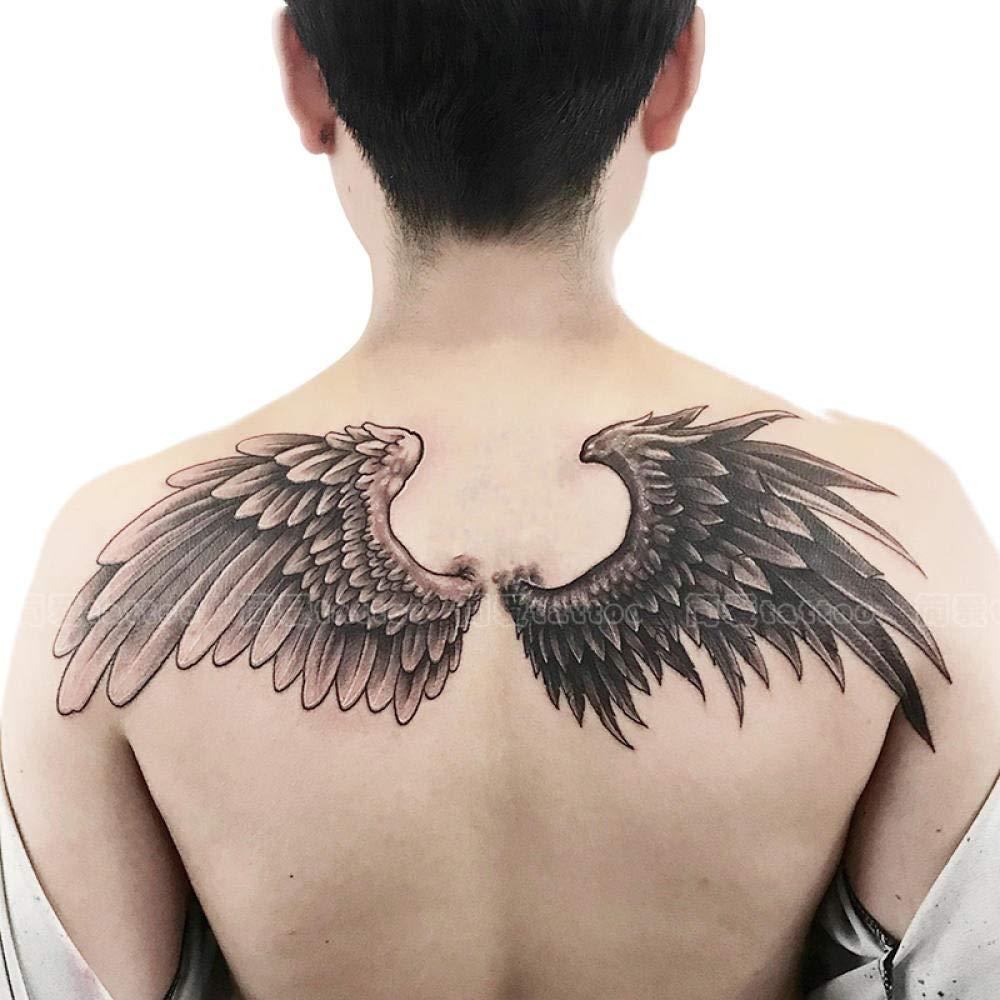 Tatuaje alas