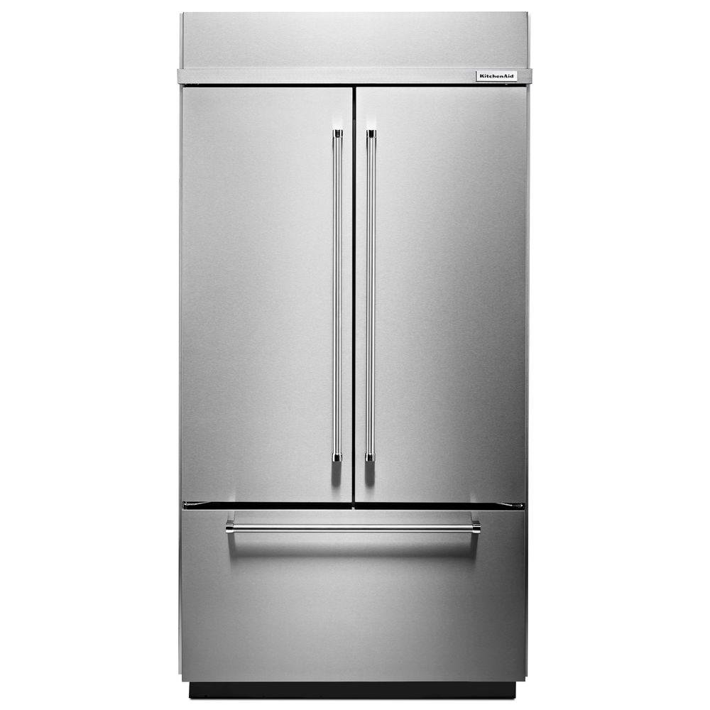 "Stainless Steel Kitchenaid 20.5 Cu. Ft. 36"" Width Built In STAIN..."