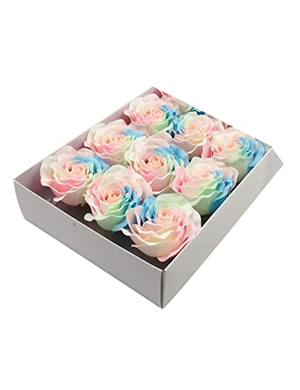Souvenir Tea Rose Tissue Box Image Unavailable