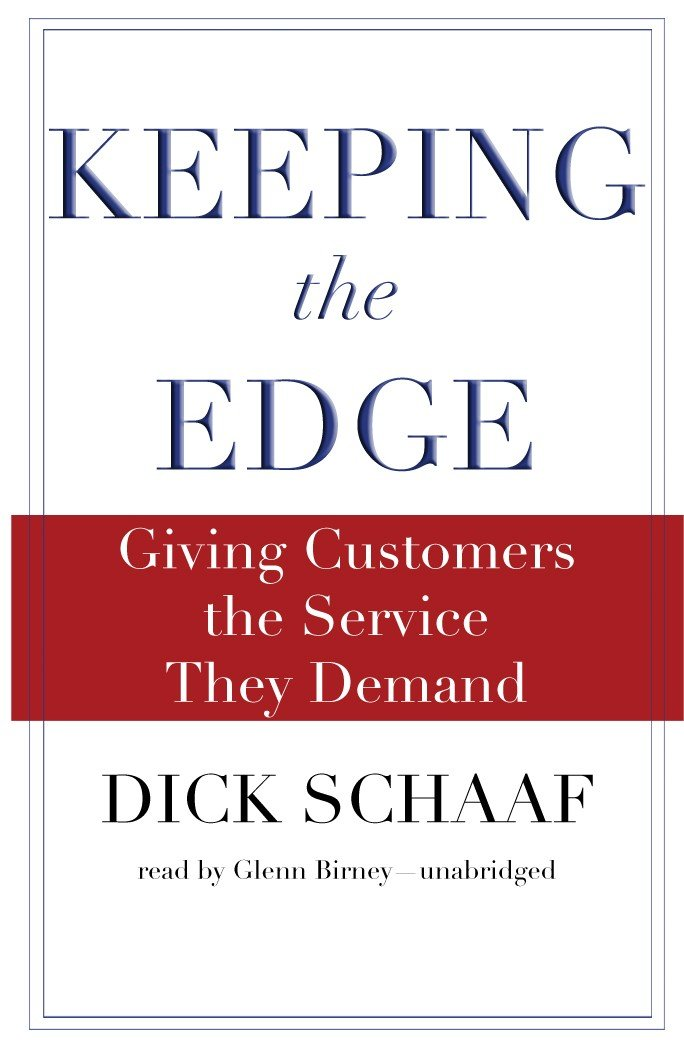 Read Online Keeping the Edge: Giving Customers the Service They Demand pdf