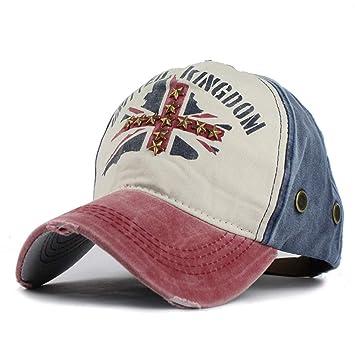CXKNP Gorras De Béisbol del Snapback Gorras Sombreros para Los ...