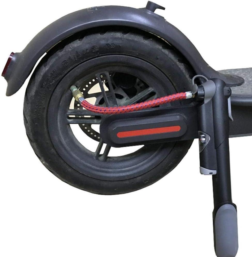 Motorrad etc. Zubeh/ör f/ür Fahrrad Flycoo2 Flycoo Reifenverl/ängerung aufblasbares Ventil f/ür Xiaomi M365 Elektroroller