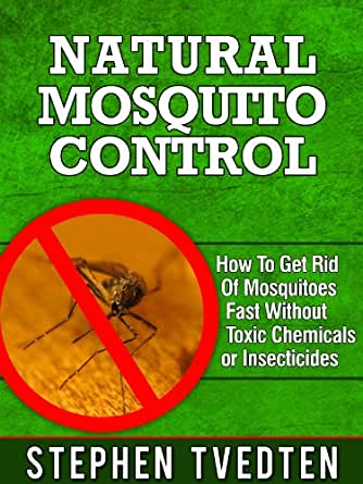 Natural Mosquito Control How To Get Rid Of Mosquitos Fast