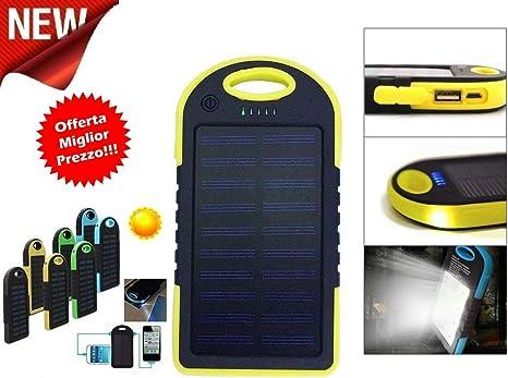 IDOR STORE Cargador móvil batería Externa Power Bank Panel ...