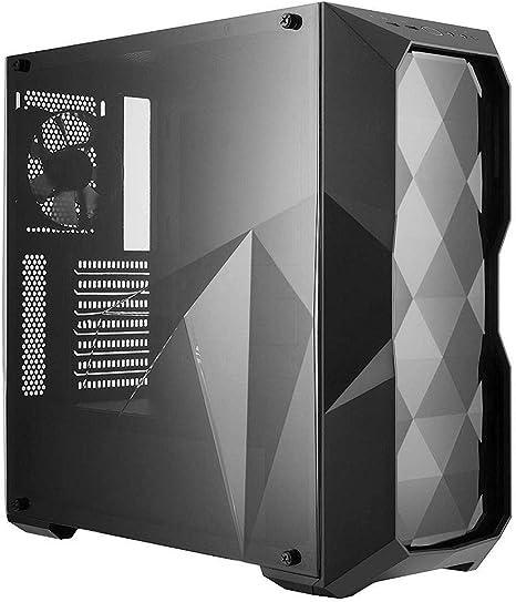 Cooler Master MasterBox TD500L- Caja Ordenador PC con Diseño Líneas Poligonales, Paneles Transparentes en Acrílico, Configuraciones Flujo de Aire Flexibles: Cooler: Amazon.es: Informática