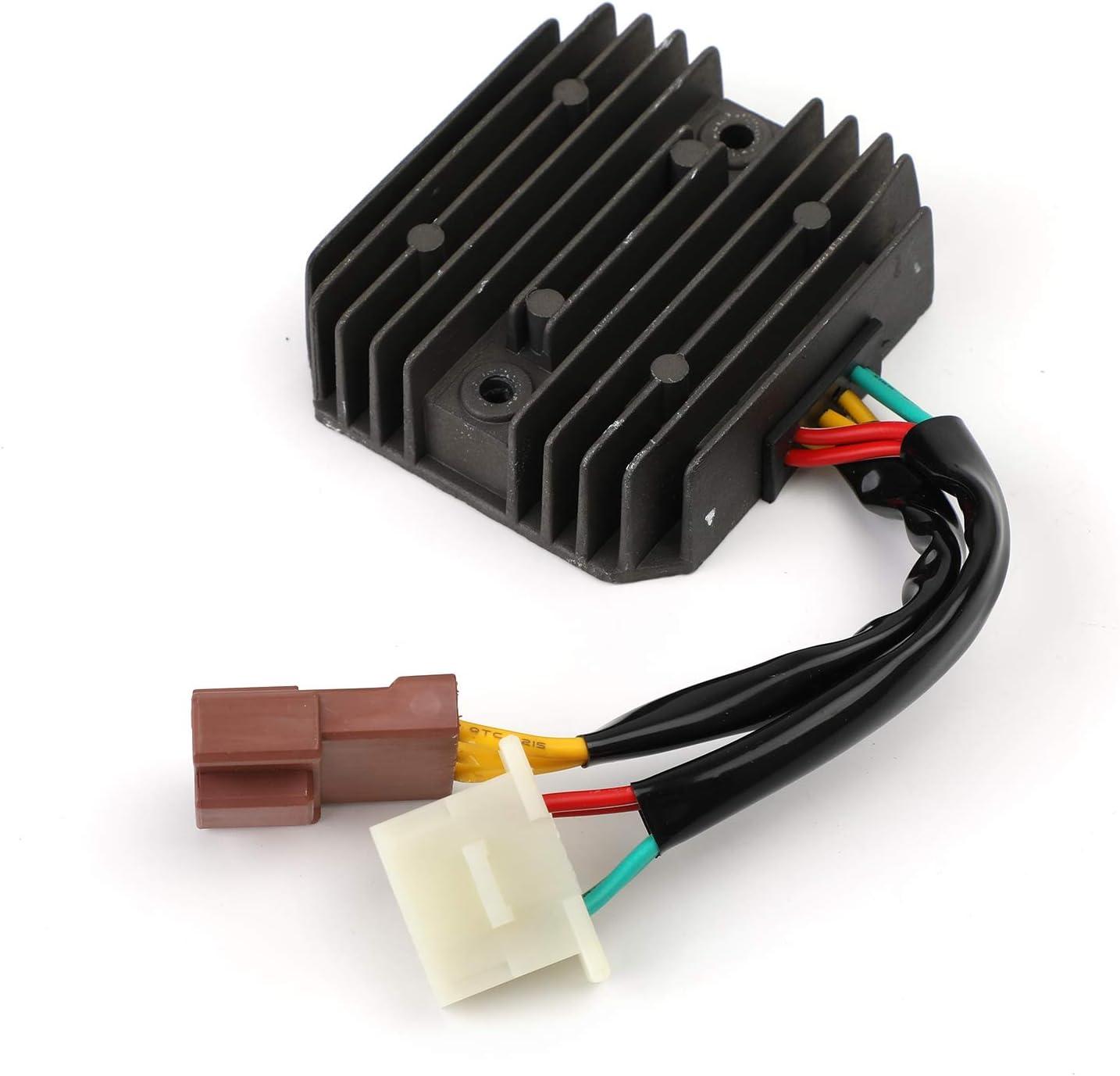 Areyourshop R/égulateur de tension pour Aprilia Caponord 1000 ETV1000 01-07 Futura RST1000 01-03
