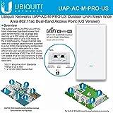 Ubiquiti Networks UAP-AC-M-PRO-US UniFi AC Mesh Wide-Area Outdoor Dual-Band Access Point (US Version)