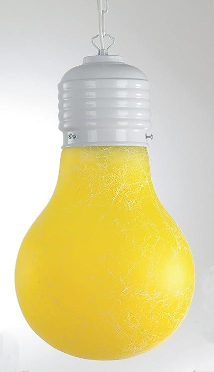ONLI - Lámpara de techo Serie Lampadona. Estilo Moderno ...