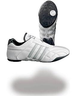 finest selection f0344 647c9 adidas - Zapatillas de artes marciales para hombre blanco blanco