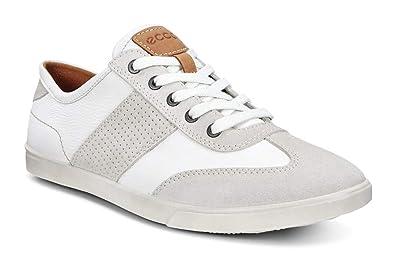 Buy ECCO Collin Retro Fashion Sneaker GravelWhite 41 M EU