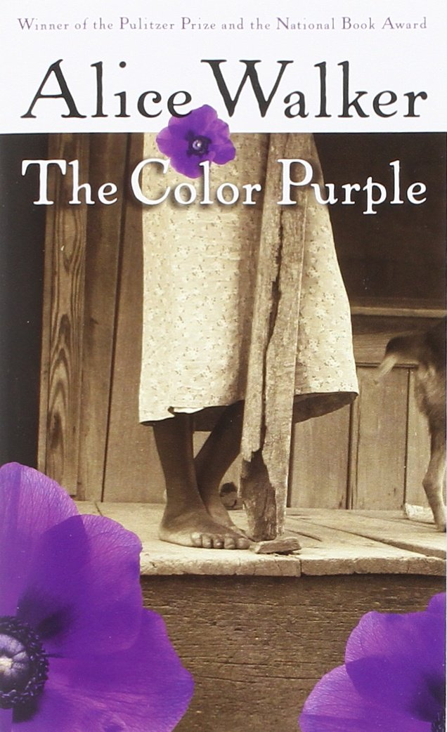 Buy The Color Purple Book Online at Low Prices in India | The Color ...