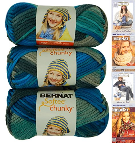 Bernat Softee Chunky Bundle Skeins