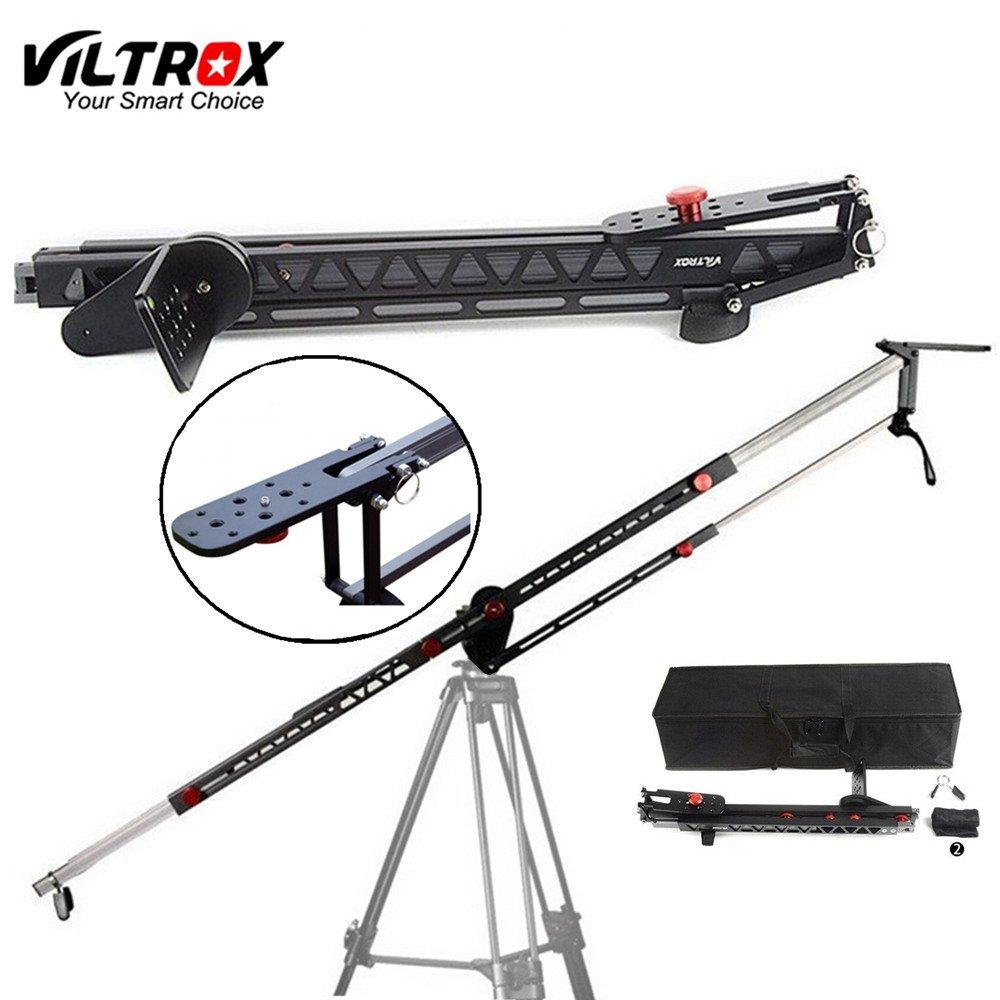 VILTROX YB-K275 DSLR Camera Jib Crane 3m Video Camera Supports Stabilizers Telescoping Portable Travel Jib Crane Arm, with carring bag by VILTROX (Image #5)