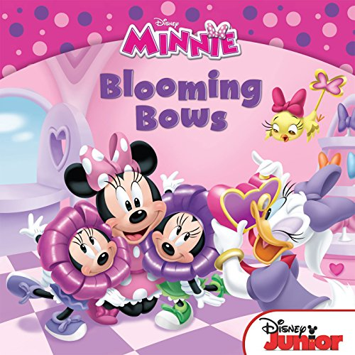 Minnie:  Blooming Bows (Disney Storybook