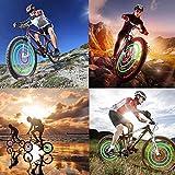 MapleSeeker Bike Wheel Lights Bike Spoke Lights