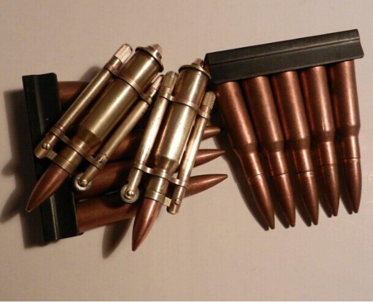 TELAM Handmade rifle bullets lighter kerosene Eyewear by TELAM (Image #3)