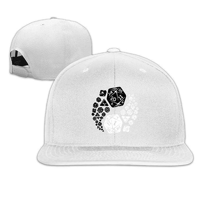 Gorra de béisbol Unisex, diseño de los Dungeons and Dragons Yin ...