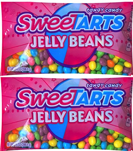 (Sweetarts Easter Candy Jelly Beans Net Wt 14 Oz (pack of)