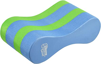 Foam Pull Buoy Figure-Eight Shaped Leg Float Swimming Training Aid for Beginners