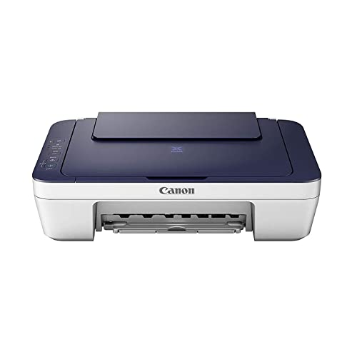 Canon Pixma MG2577s All-in-One Inkjet Colour Printer (Blue/White)