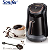 800 وات ماكينة تحضير القهوة التركية الكهربائية بدون أسلاك آلة تحضير القهوة الموكا درجة الطعام للهدايا 220 فولت سونيفر