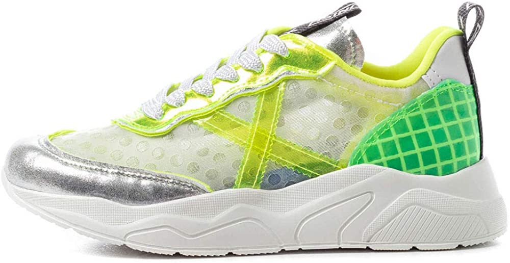 Munich Wave 27 - Zapatillas Bajas Mujer: Amazon.es: Zapatos y ...