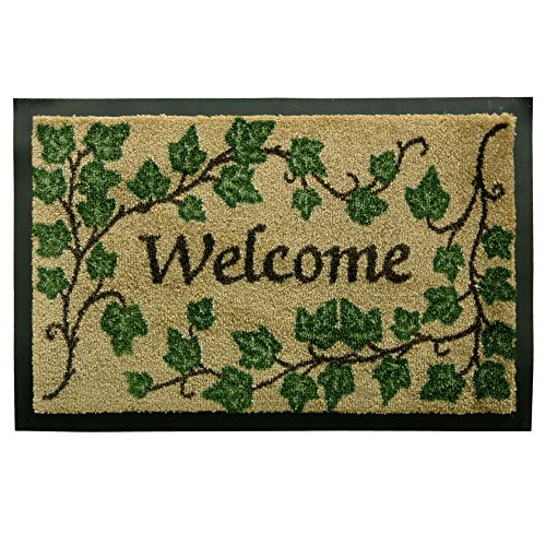 - Bacova Guild Floor Saver English Ivy Welcome Mat
