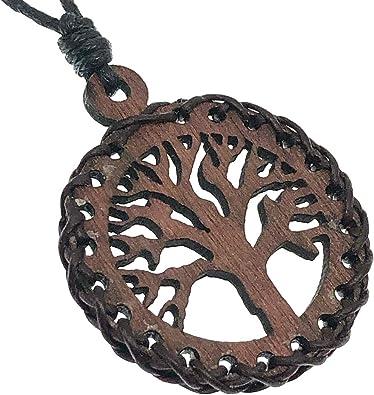 Bronze  Sacred Tree of Life  Pendant