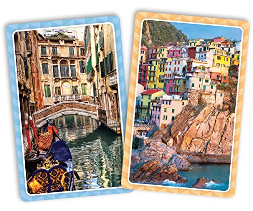 Springbok Puzzles Italy Playing Cards by Springbok