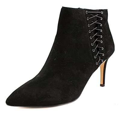 Womens Tovie Suede Pointed Toe Ankle Fashion Boots