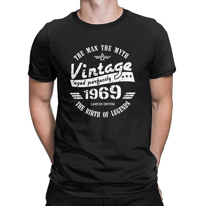 Amazon.com: Camiseta de 50 años de antigüedad para hombre ...