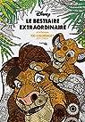 Le bestiaire extraordinaire: 100 coloriages anti-stress par Guérin