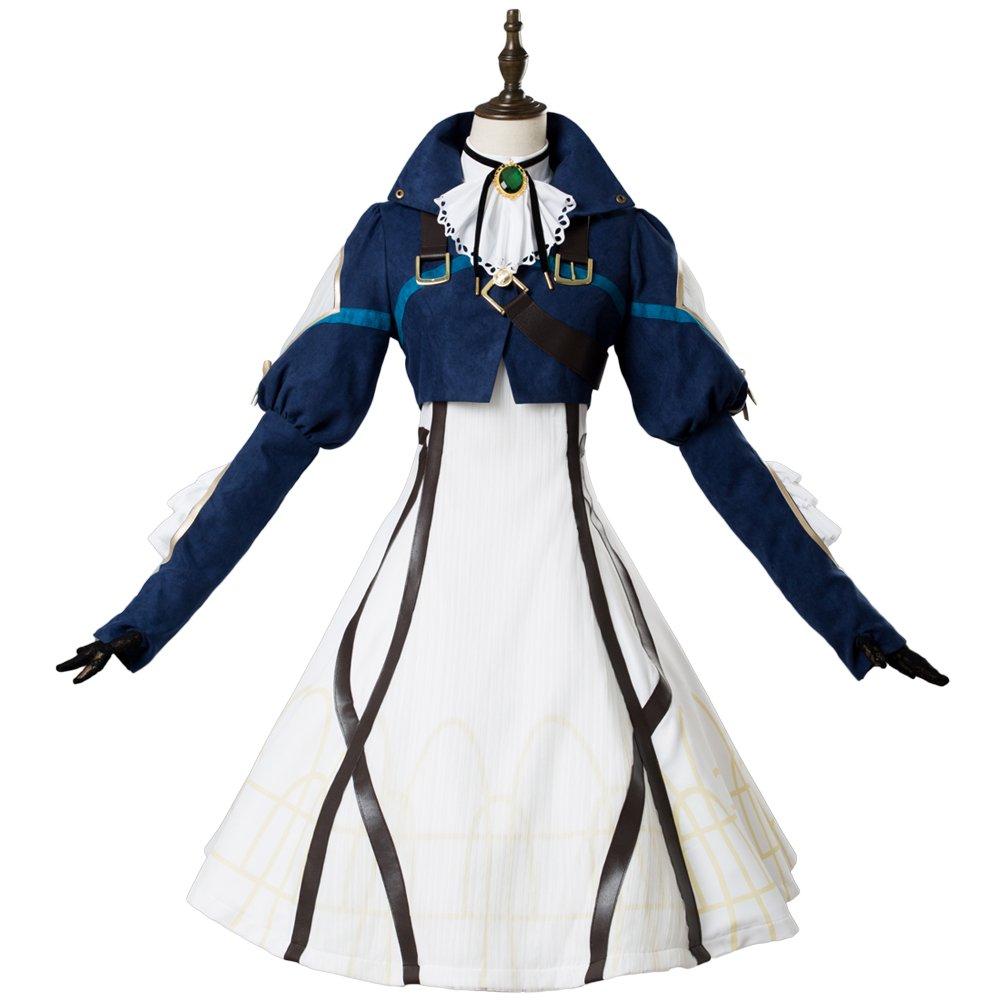 春夏新作モデル cosplaysky ヴァイオレットエヴァーガーデン 衣装 コスプレ 主人公 ヴァイオレットエヴァーガーデン コスプレ 女性M 衣装 女性M コスプレ 女性M B078W1PK33, ゆりこのふとんやさん:244ed1aa --- a0267596.xsph.ru