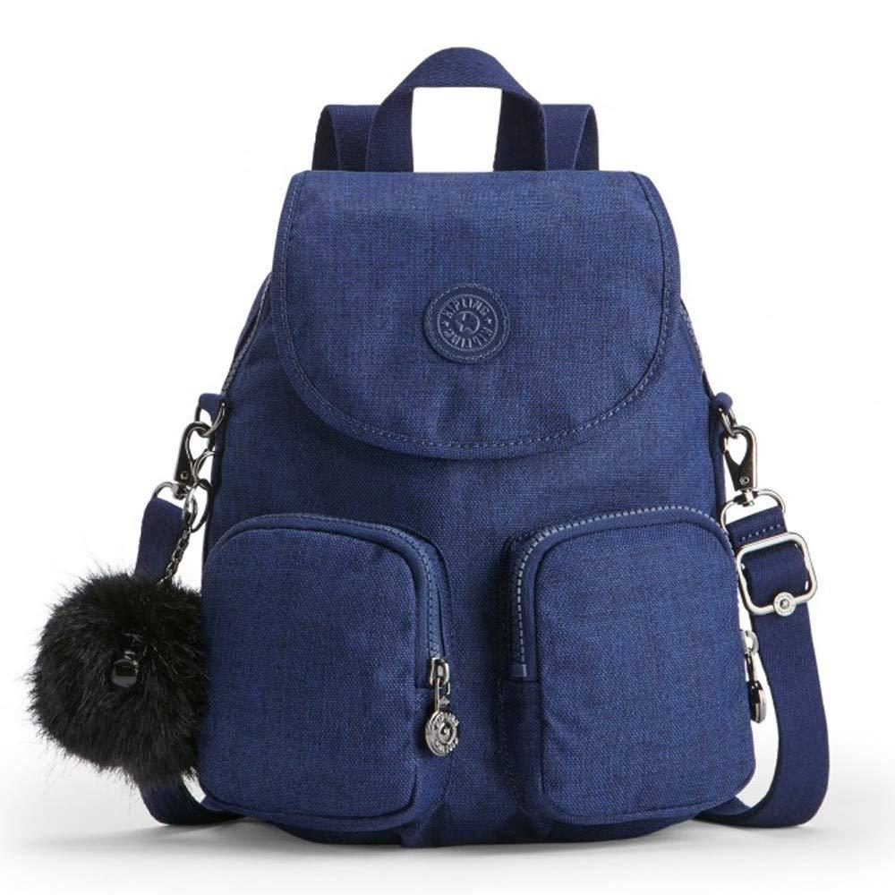 Kipling Firefly Up Medium Backpack Cotton Indigo