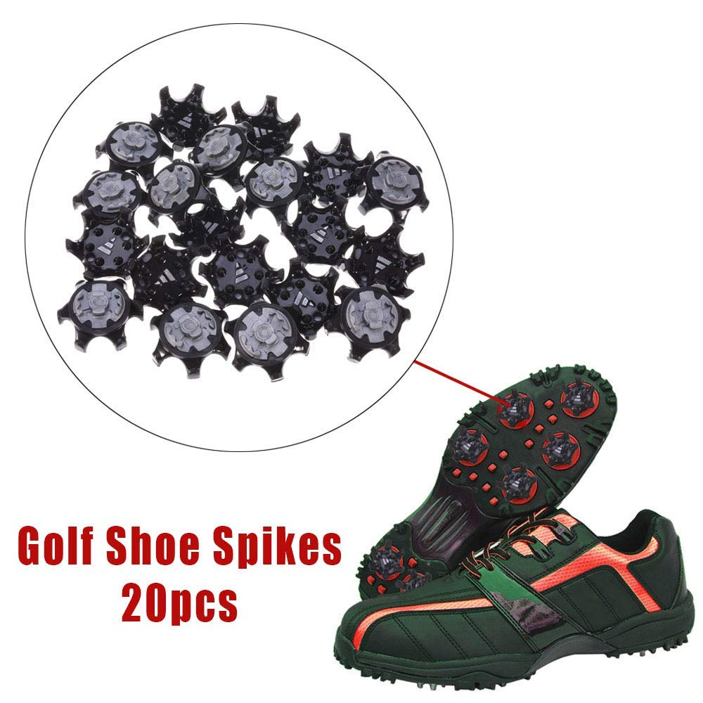 Amazon.com: ouxinli - Zapatillas de golf de recambio fácil ...