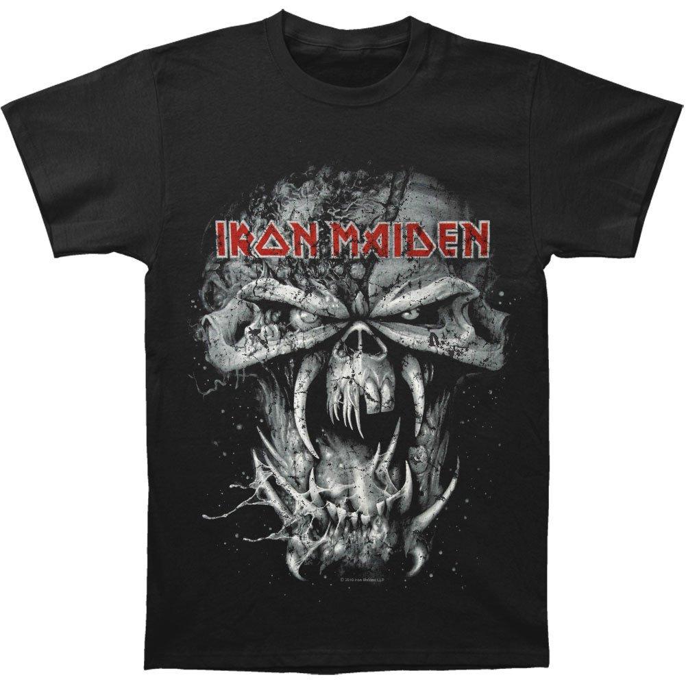 Iron Maiden Final Frontier Eddie Distressed T-Shirt