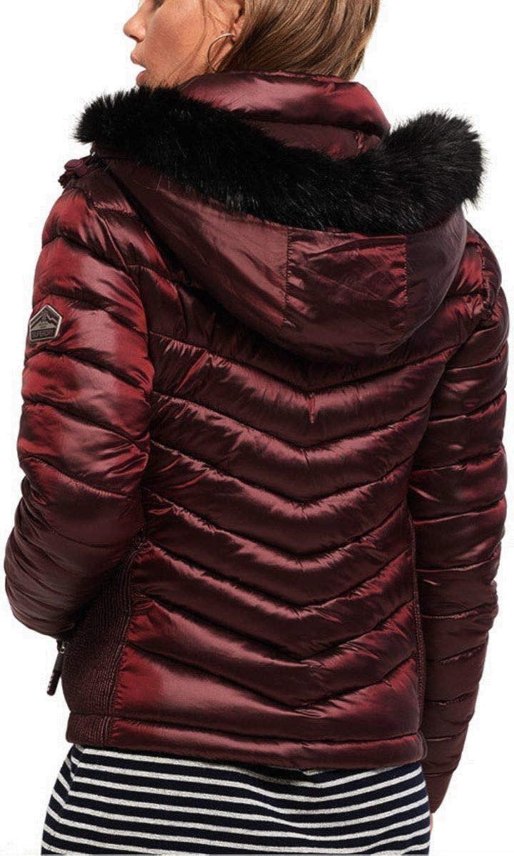 Superdry Doudounes g50005lr Rouge