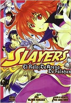 Slayers. El Reloj De Arena De Falshes (shonen Manga (ivrea)) por Vv.aa