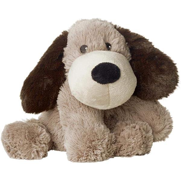 Warmies® Hund Gary II: Stofftier mit Lavendel-Füllung: Amazon.es ...