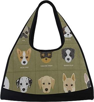 Puppy Dog Gym Bag